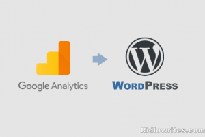 Cara Memasang Google Analytics Di WordPress