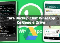 Cara Backup whatsApp ke google drive1