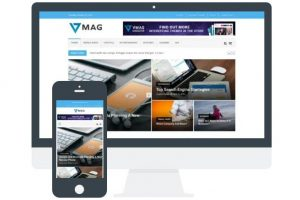 Vmag Tema WordPress